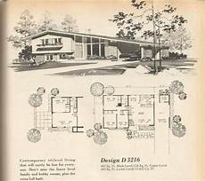 tri level house plans 1970s vintage house plans mid century homes 1970s homes
