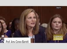 amy coney barrett body