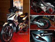 Modifikasi Honda Revo 110cc by Modifikasi Honda Absolute Revo 110cc Bengkel Otomotif