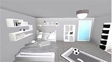 Bed Room Bloxburg Small Bedroom Ideas by An Aesthetic Bedroom Roblox
