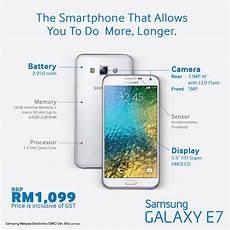 samsung galaxy e7 kini ditawarkan di malaysia pada harga rm1099 amanz