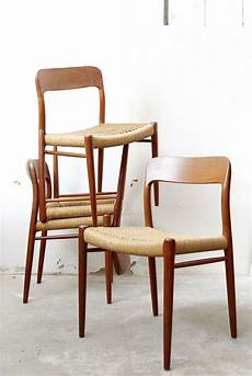 dining chair 75 by niels otto m 248 ller st 252 hle d 228 nische