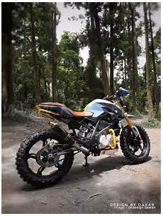 Modification Bmw G 310 Gs 2018 bmw g310r modified to beat the g310gs in roading