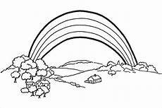 9 rainbow coloring pages jpg ai illustrator