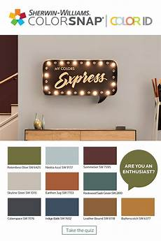 house paint color quiz what s your color id take the quiz to find a color palette that matches your uniqu sherwin