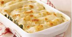 cannelloni ricotta spinat cannelloni mit spinat ricotta f 252 llung rezept eat smarter