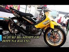 Modifikasi Motor Satria 2 Tak Road Race by Motor Road Race Rgx 120 Satria Hiu Botuna Racing