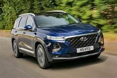 new hyundai santa fe 2018 review auto express