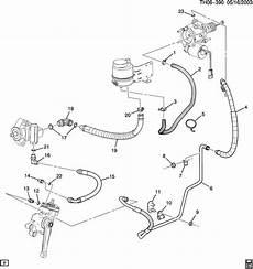 2003 chevrolet c5500 wiring system 1996 2009 topkick kodiak c4500 c7500 t6500 t7500 power steering hose 15896423 factory oem parts