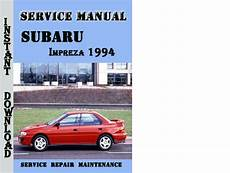 manual repair autos 1994 subaru impreza electronic valve timing subaru impreza 1994 service repair manual pdf download pligg