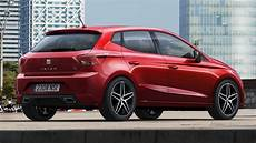 2017 Seat Ibiza Fr Wallpapers And Hd Images Car Pixel