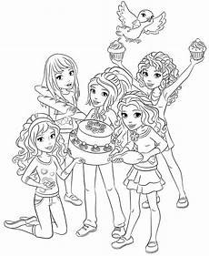 Malvorlagen Lego Friends Lego Friends Coloring Pages Best Coloring Pages For