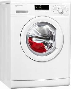 bauknecht waschmaschine wa plus 744 a 7 kg 1400 u min