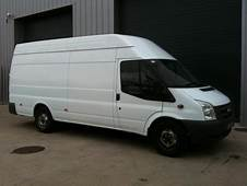 Ford Transit T350 Length