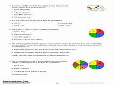 probability worksheet 6 compound answer key 5947 28 probability worksheet 6 compound answers worksheet resource plans