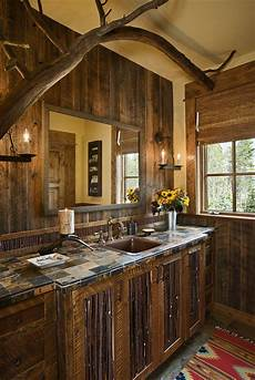 mountain magic home rustic bathroom other metro by