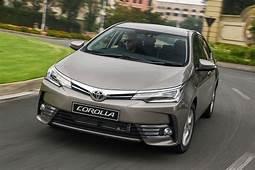Toyota Corolla Facelift 2017 Specs & Prices  Carscoza