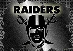 Oakland Raiders Logo Wallpapers  Wallpaper Cave