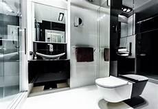 Schwarz Weißes Bad - bad gestalten 35 moderne und kreative badideen