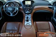 2010 acura zdx technology package envision auto