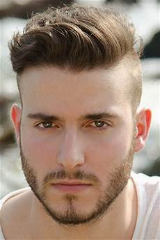 how to rock a quot short on sides long on top quot hairstyle