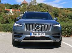 volvo xc90 d5 awd geartronic inscription testbericht