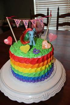 Malvorlagen My Pony Cake My Pony Cake I Like The Rainbow Here And The