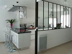 cloison vitrée cuisine la verri 232 re dans la cuisine 19 id 233 es photos