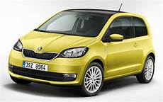 Skoda Citigo Facelift Unveiled Ahead Of Geneva Debut