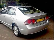 Honda Civic Gebrauchtwagen - used honda civic 2007 civic for sale curepipe honda