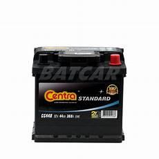 Autobatterie Centra Standard 12v 44ah 360a En