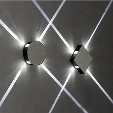 led cross light effect wall l aisle balcony decorative wall lights indoor bedside background