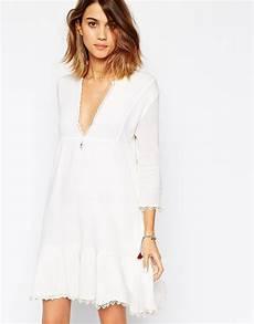 robe blanche sur asos wish list robe