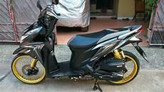 Modifikasi Vario 125 Pgm Fi by Modifikasi Vario 125 Pgm Fi Modifikasi Motor Kawasaki