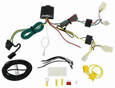 2011 rav4 tow hitch wiring harness 2011 toyota rav4 t one vehicle wiring harness with 4 pole flat trailer connector