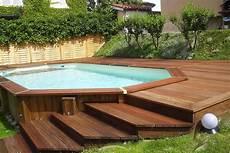 piscine semi enterrée bois prix archives des piscine bois prix arts et voyages
