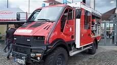 Bremach T Rex Feuerwehr 2017 In Detail Review Walkaround