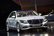 Mercedes S 500 In Hybrid Unveiled At Frankfurt