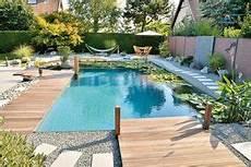 schwimmteich die alternative zum schwimmteich selber bauen 13 m 228 rchenhafte