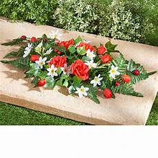 Ornement Pour Tombale Roses Vitrine Magique