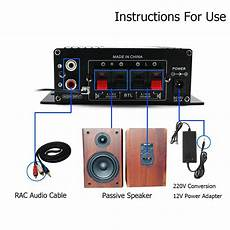 699bt 400w Bluetooth Home Hifistereo Power by 400w Bluetooth Hifi Stereo Lifier Receiver Mp3