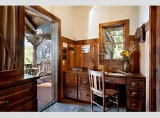 17 Inspiring Rustic Home Office & Study Designs That Will