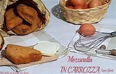 mozzarella in carrozza giallo zafferano mozzarella in carrozza filante ricetta napoletana