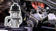 how to remove inspect egr valve ford duratec he mondeo