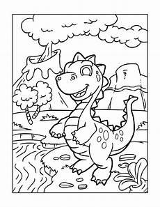 Kostenlose Malvorlagen Dinosaurier Dinosaurier Malvorlagen F 252 R Gro 223 Und Klein Zum Kostenlosen