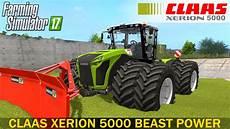 Malvorlagen Claas Xerion Java Farming Simulator 17 Claas Xerion 5000 Beast Power