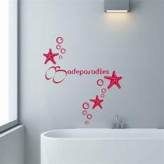 sticker salle de bain citation badeparadies stickers