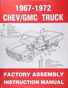 old car repair manuals 1987 mitsubishi truck instrument cluster assembly manual w factory instruction guide 1967 72 chevy gmc truck