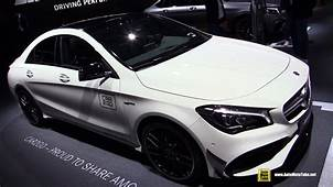 2018 Mercedes AMG CLA45 4Matic Coupe  Exterior And