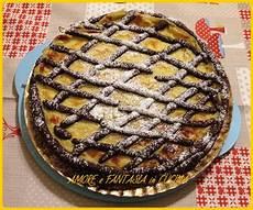 crostata al cacao con crema pasticcera crostata al cacao con crema pasticcera amore e fantasia in cucina
